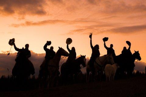 idaho dude ranch wranglers